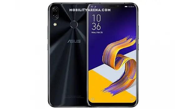 Asus Zenfone 5 - iphone x clone