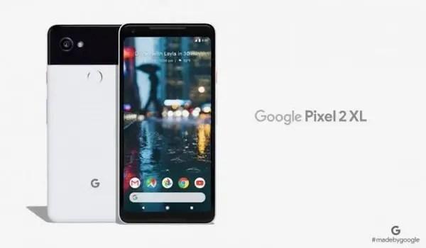 google pixel 2 xl made by google