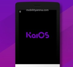 kaios smart feature phone