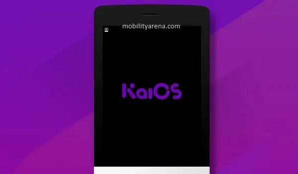 kaios smart feature phone