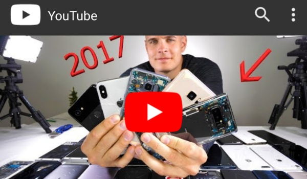 most durable smartphone of 2017 award