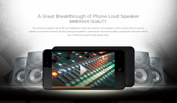 a great breakthrough in loudspeaker