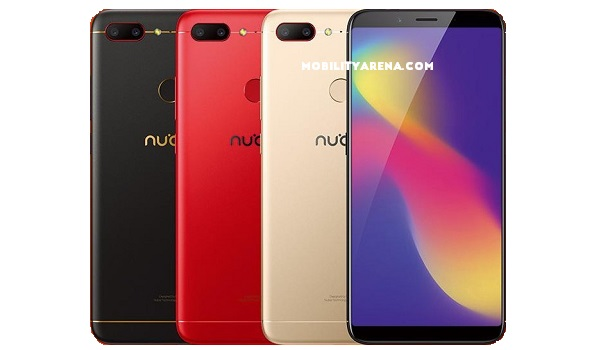 ZTE nubia N3 specifications