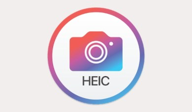 heic image format icon