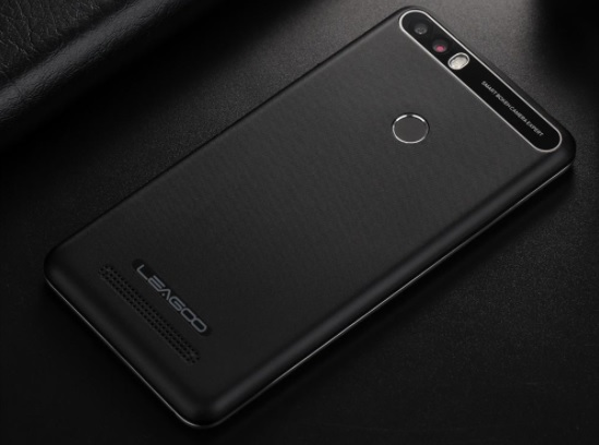 leagoo KIICAA Power back black