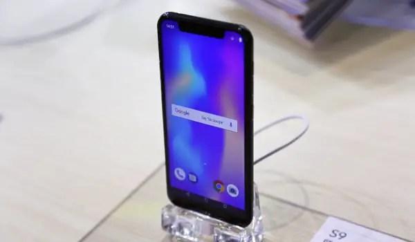 Leagoo S9 (5.85 inch HD+, 4GB+32GB, Octa Core)