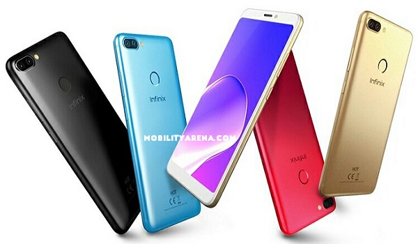 Infinix Hot 6 specifications