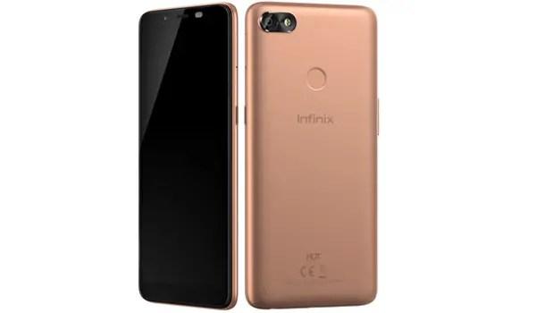 Infinix Hot 6 specs