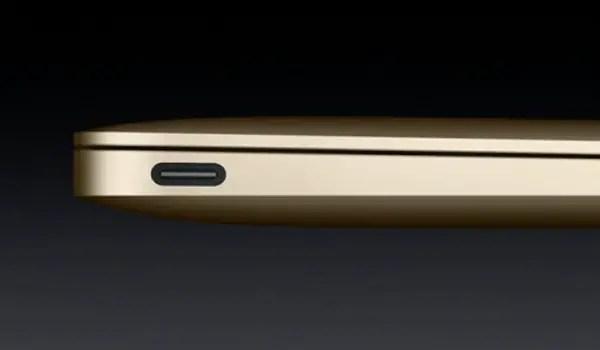 macbook USB Type-C Port