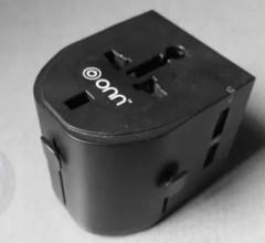 The ONN Global Adapter solves the traveller's power needs 10