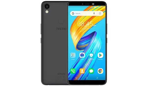 TECNO Spark 2 (TECNO KA7) black screen on