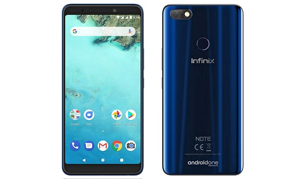 infinix note 5 Android One