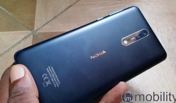 Nokia 8 Android Pie issues are being reported