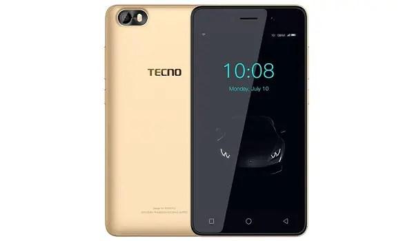 TECNO F2 LTE specifications
