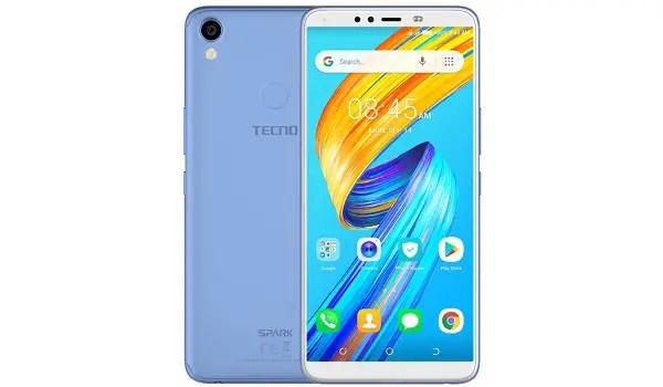 TECNO Spark 2 - TECNO KA7