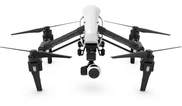 Drone Buyers Guide 2018 - DJI Inspire 1 V2 Quadcopter