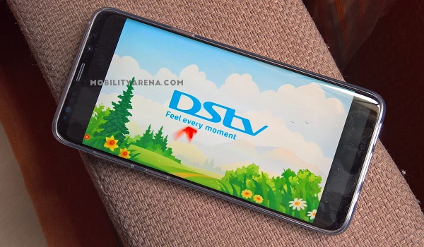 DStv fullscreen photo - tv apps review