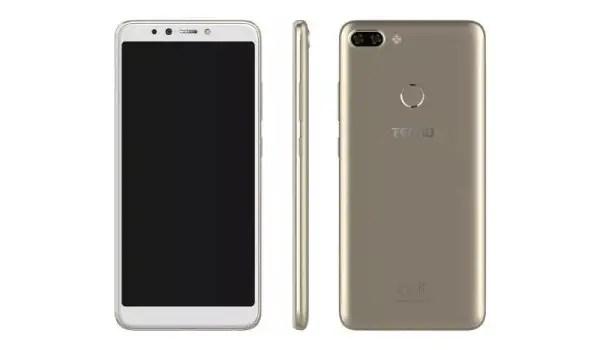 TECNO Camon i Twin specs - TECNO Camon iTwin