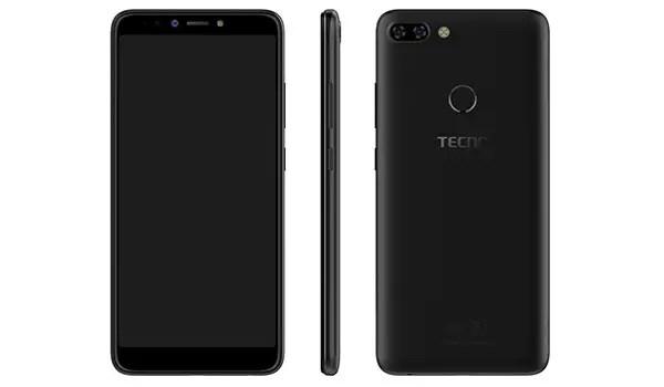 TECN Camon iTwin - Tecno Camon i Twin