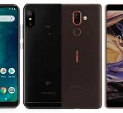 Xiaomi Mi A2 vs Nokia 7 Plus