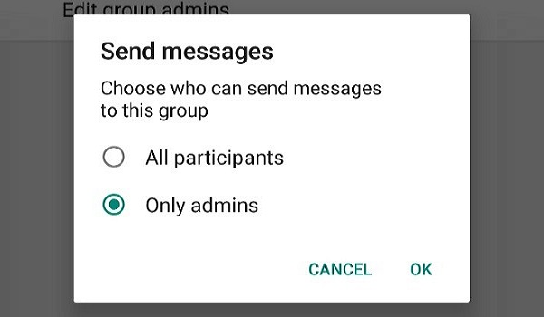 perfect whatsapp group