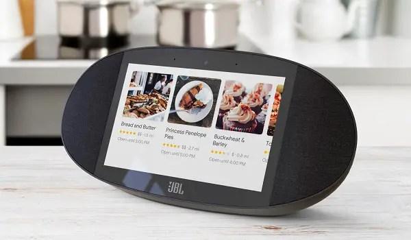 JBL Link View smart display