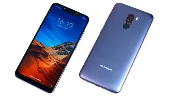 Xiaomi PocoPhone F1 specs, Poco F1, cheapest Snapdragon 845 phone