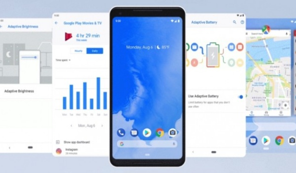 Samsung Android Pie Update List - Android 9 update