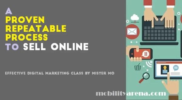 Effective Digital Marketing Training Class
