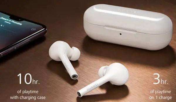 Huawei Freebuds 2 Pro AirPods earbuds