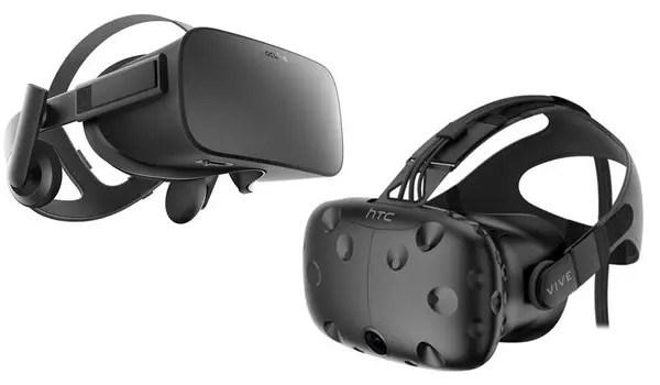 Oculus Rift: 3D headset for video game