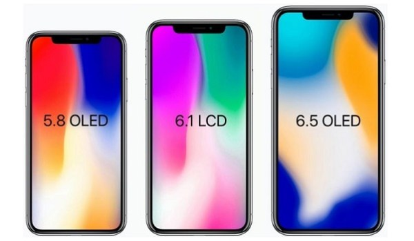 iPhone Xs, iPhone Xr, and iPhone Xs Max
