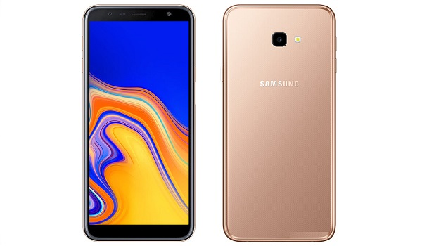 Samsung J4 Plus is one of the top smartphones under 50000 naira