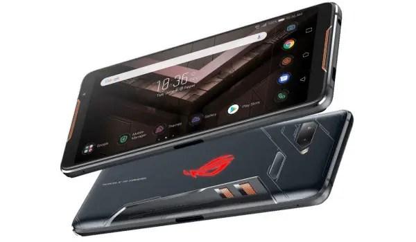Asus ROG Phone horizontal