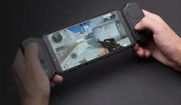 Black Shark gaming phone cooling pipes