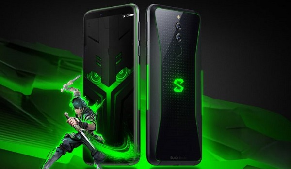Black Shark Helo gaming phone