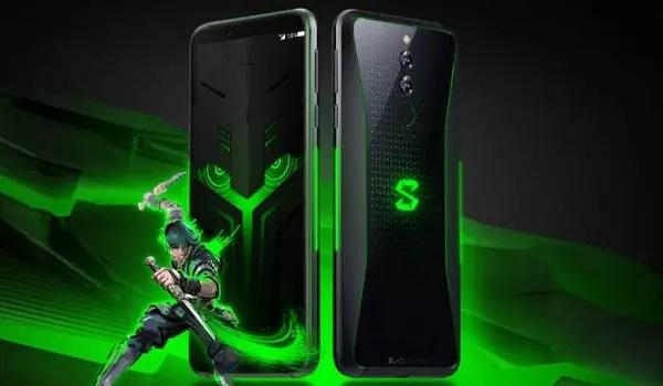 Black Shark Helo gaming phone