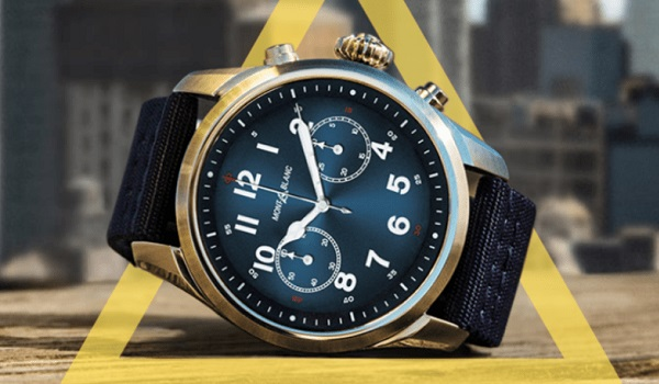 Introducing the Montblanc Summit 2 Smartwatch 9