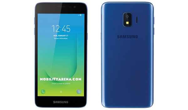 Samsung J2 Core Android One aka Samsung Galaxy J2 Core