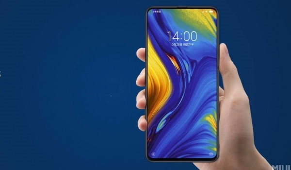 Xiaomi Mi Mix 3 official