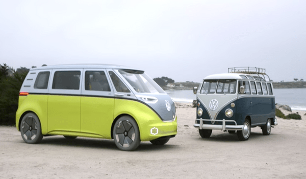 Volkswagen ID Buzz / VW ID Buzz and the VW Campervan