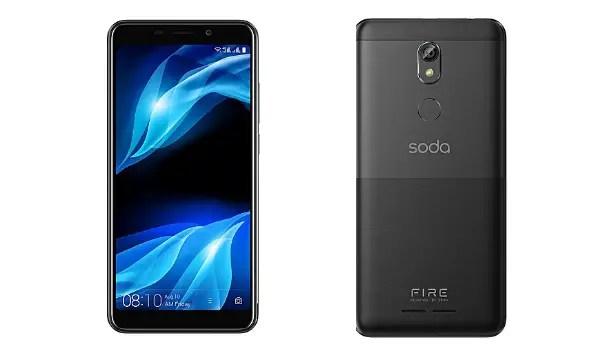 cheapest 4G phones in Nigeria 2018 - Soda Fire 4G LTE