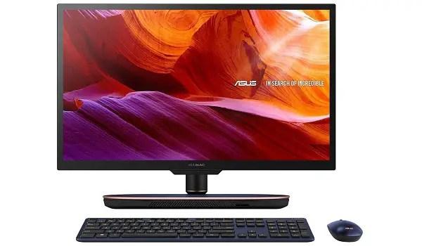 ASUS Zen AiO 27 Z272SD 4k touchscreen