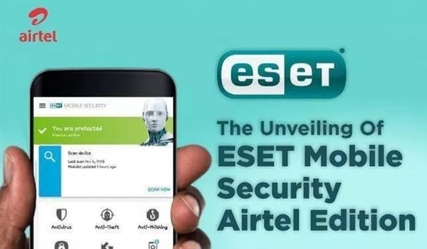 eset mobile security for airtel