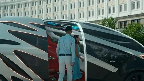 Daimler Vision Urbanetic
