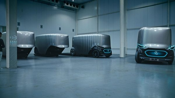 Benz Vision Urbanetic