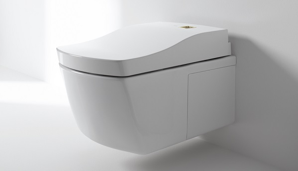 A Smart Toilet That Deodorises, Cleans And Dries You? TOTO