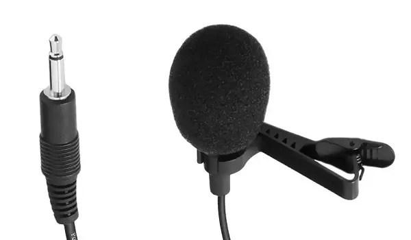 3.5mm microphone