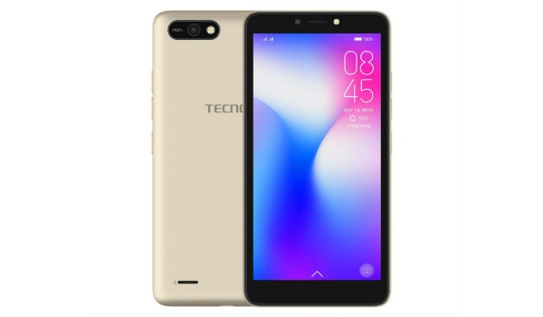 TECNO POP 2 Power (Android 8.1 Oreo Go edition smartphone) 1