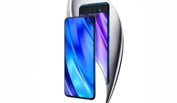 Vivo Nex 2 dual-screen smartphone
